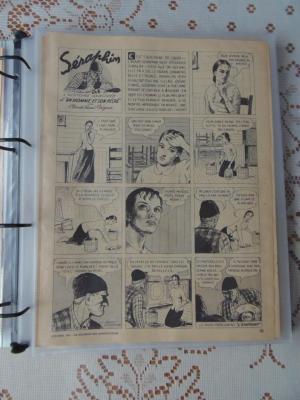 1ère page BD Bulletin des Agriculteurs, octobre 1951