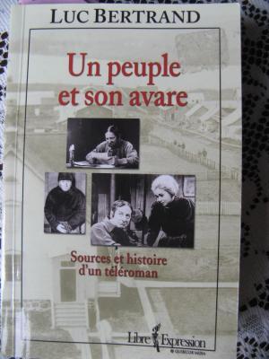 Un peuple et son avare par Luc Bertrand