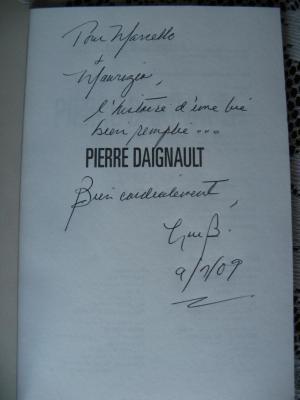 Pierre Daignault D'IXE-13 au père Ovide