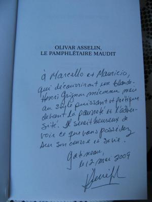 Olivar Asselin, Le pamphlétaire maudit