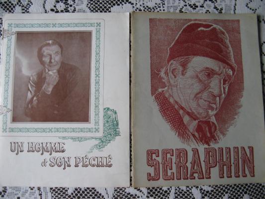 Albums des films 1949 & 1950