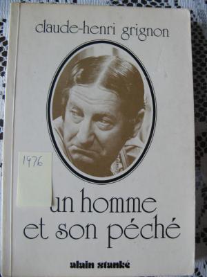 Un homme et son péché 1976 / Éditions Stanké