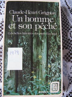 Un homme et son péché 1979 / Éditions Stanké