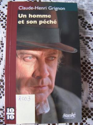 Un homme et son péché 2003 / Éditions Stanké