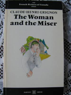 The woman and the miser 1978 / Éditions Harvest House