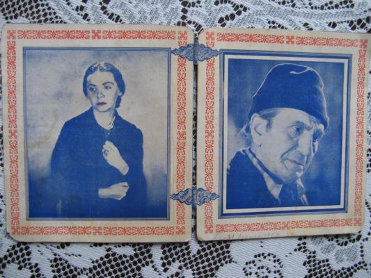 Affiche de 1950